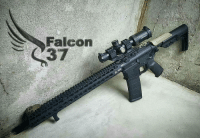 Falcon Saturday sexiness... The HABU Mod 1 Charging Handle isn't just an accessory; it's a mission enhancing fix to the AR platform. www.falcon37.com falcon37