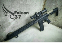 Falcon The HABU Mod I Charging Handle is now available on our website. www.falcon37.com falcon37