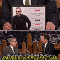 """Internet, Sex, and Steve Carell:  #FALLON TONIGHT  The Internet is Losing it Over These New Pictures  Of Steve Carel And We Don't Blame Them  GLAMOUR  Nothing Will Prepare You For These Hot Photos  Of Steve Carell Silver Fox Alert  BAZAAR  Move Over, Clooney Steve Carell is Our  Favorite Silver Fox Now  Guys, Steve Carell ust Got Insanely Hot And  l Don't Know How To Feel About it  BuzzFeeD  """"How Did He Get So Damn Hot Overnight?  Steve Carell Elevates His Status To Sex  Symbol Thanks To New Silver Fox Look  vlail  JIMMY: DO YOU GET INVITED TO SILVER FOX MEETINGS?  STEVE: THERE'S A BRACELET YOU GET.MINE SAYS STEVE, AND ON  THE OTHER SIDE OF THE BRACELET IT SAYS,""""HUNK OF MAN MEAT <p><a href=""""https://www.youtube.com/watch?v=6WGPZmuKL_4"""" target=""""_blank"""">Steve Carell's new look has the WHOLE world talking!</a></p>"""