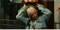 """Saw, Subway, and Target:  #FALLONTO IGHT  &Queen <p><a href=""""https://www.youtube.com/watch?v=tPwuLLL64HM"""" target=""""_blank"""">Jimmy and Christina Aguilera surprised NYC commuters with a concert in the NYC subway - no one saw it coming!</a></p>"""