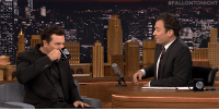 "<p><a href=""http://www.nbc.com/the-tonight-show/video/seth-macfarlane-pays-tribute-to-frank-sinatras-100th-birthday/2946529"" target=""_blank"">Seth MacFarlane can&rsquo;t help but spit take when he thinks about working with J.J. Abrams!</a><br/></p>: <p><a href=""http://www.nbc.com/the-tonight-show/video/seth-macfarlane-pays-tribute-to-frank-sinatras-100th-birthday/2946529"" target=""_blank"">Seth MacFarlane can&rsquo;t help but spit take when he thinks about working with J.J. Abrams!</a><br/></p>"
