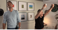 """Head, Stan, and Target: FALLONTONIGHT <p><b>ICYMI: </b><a href=""""https://www.youtube.com/watch?v=jAais-VZEQE"""" target=""""_blank"""">Jimmy and Stan Wawrinka go head-to-head in a game of Wii tennis!</a></p>"""