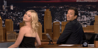 """<p>Say cheese! <a href=""""https://www.youtube.com/watch?v=J37FfHHefdc&amp;list=UU8-Th83bH_thdKZDJCrn88g&amp;index=1"""" target=""""_blank"""">Elle Fanning shows Jimmy how to properly vogue for a high school senior photo</a>.<br/></p>: <p>Say cheese! <a href=""""https://www.youtube.com/watch?v=J37FfHHefdc&amp;list=UU8-Th83bH_thdKZDJCrn88g&amp;index=1"""" target=""""_blank"""">Elle Fanning shows Jimmy how to properly vogue for a high school senior photo</a>.<br/></p>"""