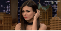 "<p>Victoria Justice <a href=""https://www.youtube.com/watch?v=hKQ9CwaUX3E&amp;index=1&amp;list=UU8-Th83bH_thdKZDJCrn88g"" target=""_blank"">has a pretty amazing hidden talent</a>.</p> <p>[ <a href=""http://www.nbc.com/the-tonight-show/segments/103976"" target=""_blank"">Part 2</a> ]</p>: <p>Victoria Justice <a href=""https://www.youtube.com/watch?v=hKQ9CwaUX3E&amp;index=1&amp;list=UU8-Th83bH_thdKZDJCrn88g"" target=""_blank"">has a pretty amazing hidden talent</a>.</p> <p>[ <a href=""http://www.nbc.com/the-tonight-show/segments/103976"" target=""_blank"">Part 2</a> ]</p>"