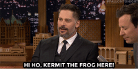 """<p><a href=""""https://www.youtube.com/watch?v=3wNJhdUEH2g"""" target=""""_blank"""">Who would've thought Joe Manganiello could doimpressions of our favorite childhood characters?</a></p>:  #FALLONTONIGHT  0A  HI HO, KERMIT THE FROG HERE! <p><a href=""""https://www.youtube.com/watch?v=3wNJhdUEH2g"""" target=""""_blank"""">Who would've thought Joe Manganiello could doimpressions of our favorite childhood characters?</a></p>"""