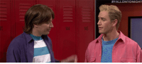 """<p><a href=""""https://www.youtube.com/watch?v=MftOONlDQac&amp;index=5&amp;list=UU8-Th83bH_thdKZDJCrn88g"""" target=""""_blank"""">Jimmy revisits his time at Bayside High with his Saved By The Bell friends.</a></p>:  #FALLONTONIGHT  144  145 <p><a href=""""https://www.youtube.com/watch?v=MftOONlDQac&amp;index=5&amp;list=UU8-Th83bH_thdKZDJCrn88g"""" target=""""_blank"""">Jimmy revisits his time at Bayside High with his Saved By The Bell friends.</a></p>"""