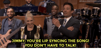 """Target, youtube.com, and Http:  #FALLONTONIGHT  JIMMY: YOU'RE LIP SYNCING THE SONG!  YOU DON'T HAVE TO TALK!  TH <p><a href=""""http://www.youtube.com/watch?v=lY9cUsTtPKA"""" target=""""_blank"""">Jimmy, Blake Shelton, and Gwen Stefani face-off</a>in an epic lip sync battle&hellip; But Blake had to clear his throat really quick&hellip;</p>"""