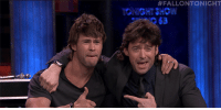 """Beer, Chris Hemsworth, and Target:  #FALLONTONIGHT  ONIGHT3HOW <p><a href=""""https://www.youtube.com/watch?v=L2qGaGnKGZI"""" target=""""_blank"""">Celebrate National Beer Day with a throwback clip of Jimmy playing Musical Beers with Hugh Jackman (and special guests Chris Hemsworth, Colin Jost, Kate McKinnon and Bobby Moynihan)!</a></p>"""