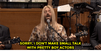 """Target, Happy, and Http: FALLONTONIGHT  SORRYI DON'T MAKE SMALL TALK  WITH PRETTY BOYACTORS <h2><a href=""""http://www.nbc.com/the-tonight-show/video/will-forte-gets-an-unfriendly-tonight-show-welcome-from-guest-musician-gregg-almond/3104835"""" target=""""_blank"""">Gregg Almond isn&rsquo;t happy to see Will Forte.</a></h2>"""