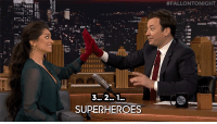 """<p><a href=""""https://www.youtube.com/watch?v=Y94Z48wM0n0&amp;t=6s"""" target=""""_blank"""">Lilly Singh and Jimmy draw random categories and try to jinx each other during Jinx Challenge!</a><br/></p>:  #FALLONTONIGHT  SUPERHEROES <p><a href=""""https://www.youtube.com/watch?v=Y94Z48wM0n0&amp;t=6s"""" target=""""_blank"""">Lilly Singh and Jimmy draw random categories and try to jinx each other during Jinx Challenge!</a><br/></p>"""