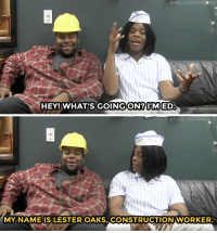 "<p><b>WEB EXCLUSIVE: </b>Lester Oaks (Kenan Thompson) and Ed (Kel Mitchell) tell us why they love Good Burger so much! </p><figure class=""tmblr-embed tmblr-full"" data-provider=""youtube"" data-orig-width=""540"" data-orig-height=""304"" data-url=""https%3A%2F%2Fwww.youtube.com%2Fwatch%3Fv%3Djh_Jl_xorgs""><iframe width=""540"" height=""304"" id=""youtube_iframe"" src=""https://www.youtube.com/embed/jh_Jl_xorgs?feature=oembed&amp;enablejsapi=1&amp;origin=https://safe.txmblr.com&amp;wmode=opaque"" frameborder=""0""></iframe></figure>:  #FALLONTONIKHT  HEY!WHAT'S GOINGON?IIMIED.   #FALLONTONIGHT  MY NAME IS LESTER OAKS, CONSTRUCTION WORKER. <p><b>WEB EXCLUSIVE: </b>Lester Oaks (Kenan Thompson) and Ed (Kel Mitchell) tell us why they love Good Burger so much! </p><figure class=""tmblr-embed tmblr-full"" data-provider=""youtube"" data-orig-width=""540"" data-orig-height=""304"" data-url=""https%3A%2F%2Fwww.youtube.com%2Fwatch%3Fv%3Djh_Jl_xorgs""><iframe width=""540"" height=""304"" id=""youtube_iframe"" src=""https://www.youtube.com/embed/jh_Jl_xorgs?feature=oembed&amp;enablejsapi=1&amp;origin=https://safe.txmblr.com&amp;wmode=opaque"" frameborder=""0""></iframe></figure>"
