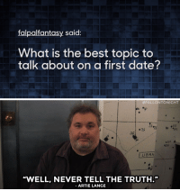 what is the best topic to talk about