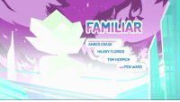the-world-of-steven-universe:  NEW EPISODE AVAILABLE NOW!!!: FAMILIAR  WRITTEN AND STORYBOARDED BY  AMBER CRAGG  HILARY FLORIDO  TOM HERPICH  AND PEN WARD the-world-of-steven-universe:  NEW EPISODE AVAILABLE NOW!!!