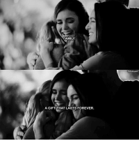 [8x16] I'm so happy Elena had her happy ending 😊 —–q: underrated character?: FAMILY  A GIFT THAT LASTS FOREVER [8x16] I'm so happy Elena had her happy ending 😊 —–q: underrated character?