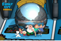 Dank, Family Guy, and Steam: FAMILY  GUY  PINBALL Experience Quahog like never before in Family Guy Pinball! Available now from Zen Studios for half price for Pinball FX2 on Xbox One, Xbox 360, Windows 10 and Steam! Sale ends February 20th. http://fox.tv/2lHp81O