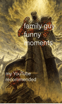 Family, Family Guy, and youtube.com: family guy  tunny  oments  my YouTube  recommended meirl