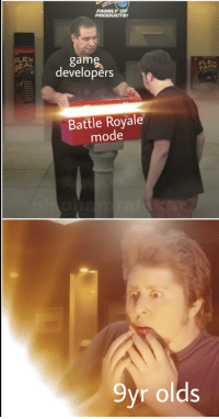 Family, Battle Royale, and Invest: FAMILY OF  PRODUCTS  gam  developers  EAL  FL  TAPE  Battle Royale  mode  9yr olds Tons of possibilities! GET IT CHEAP! INVEST NOW! via /r/MemeEconomy https://ift.tt/2E5TqDE