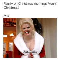 Christmas, Drunk, and Family: Family on Christmas morning: Merry  Christmas!  Me:  Urm  drunk Every damn year 🙃 ( @drinksforgayz )