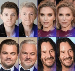 Old, Famous, and People: Famous people in old age