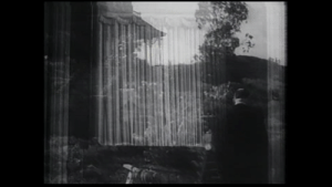 House, Psycho, and Alfred Hitchcock: Famous trailer for Psycho (1960) which features Alfred Hitchcock giving a location tour strategically blends shots of him walking towards the Bates house and entering the door. It was impossible to enter the house since only what we can see was built: a third of a house or so. (More in comments)