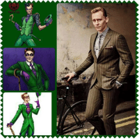 Fan Casting: Tom Hiddleston as the Riddler  What say you....yay or nay?  <3 Catwoman #gothamcitymemes: Fan Casting: Tom Hiddleston as the Riddler  What say you....yay or nay?  <3 Catwoman #gothamcitymemes