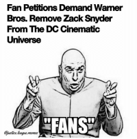 Even if you're that dumbass that thinks BvS was terrible, you have to admit the one thing Snyder did well was set up the Justice League.. so why kick him from that one thing? I don't want to live on this planet anymore. ~Green Arrow: Fan Petitions Demand Warner  Bros. Remove Zack Snyder  From The DC Cinematic  Universe  '력  FANS  justices bague.memss Even if you're that dumbass that thinks BvS was terrible, you have to admit the one thing Snyder did well was set up the Justice League.. so why kick him from that one thing? I don't want to live on this planet anymore. ~Green Arrow