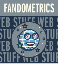 """Tumblr, Game, and Http: FANDOMETRICS  EB STUFE WEB  STU  EB  TUI  EB  V L <h2>Web Stuff</h2><p><b>Week Ending April 17th, 2017</b></p><ol><li><a href=""""http://www.tumblr.com/search/homestuck"""">Homestuck</a><i>+5</i></li>  <li><a href=""""http://www.tumblr.com/search/danisnotonfire"""">danisnotonfire</a><i><i><i><i>−1</i></i></i></i></li>  <li><a href=""""http://www.tumblr.com/search/amazingphil"""">AmazingPhil</a><i><i><i><i>−1</i></i></i></i></li>  <li><a href=""""http://www.tumblr.com/search/the%20adventure%20zone"""">The Adventure Zone</a></li>  <li><a href=""""http://www.tumblr.com/search/jacksepticeye"""">Jacksepticeye</a><i><i><i><i>−2</i></i></i></i></li>  <li><a href=""""http://www.tumblr.com/search/markiplier"""">Markiplier</a><i><i><i><i>−1</i></i></i></i></li>  <li><a href=""""http://www.tumblr.com/search/critical%20role"""">Critical Role</a><i>+1</i></li>  <li><a href=""""http://www.tumblr.com/search/rwby"""">RWBY</a><i><i><i><i>−1</i></i></i></i></li>  <li><a href=""""http://www.tumblr.com/search/thomas%20sanders"""">Thomas Sanders</a></li>  <li><a href=""""http://www.tumblr.com/search/eddsworld"""">Eddsworld</a><i>+1</i></li>  <li><a href=""""http://www.tumblr.com/search/kizuna%20ai"""">A.I. Kizuna</a><i>+6</i></li>  <li><a href=""""http://www.tumblr.com/search/achievement%20hunter"""">Achievement Hunter</a><i>+1</i></li>  <li><a href=""""http://www.tumblr.com/search/game%20grumps"""">Game Grumps</a><i>+1</i></li>  <li><a href=""""http://www.tumblr.com/search/mbmbam"""">My Brother, My Brother and Me</a><i><i><i><i>−2</i></i></i></i></li>  <li><a href=""""http://www.tumblr.com/search/jessica%20nigri"""">Jessica Nigri</a><i>+3</i></li>  <li><a href=""""http://www.tumblr.com/search/crankgameplays"""">CrankGameplays</a><i><i><i><i>−1</i></i></i></i></li>  <li><a href=""""http://www.tumblr.com/search/omgcheckplease"""">Check, Please!</a><i><i><i><i>−7</i></i></i></i></li>  <li><a href=""""http://www.tumblr.com/search/joe%20sugg"""">Joe Sugg</a><i>+2</i></li>  <li><a href=""""http://www.tumblr.com/search/carmilla""""><b>Carmilla</b></a></li>  <li><a href=""""http://www"""