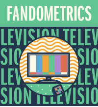 """Anaconda, Doctor, and Game of Thrones: FANDOMETRICS  LEVIS TELEV  LE  SION TLLEVISIO  LEV <h2>TV Shows</h2><p><b>Week Ending April 11th, 2016</b></p><ol><li><a href=""""http://www.tumblr.com/search/shadowhunters"""">Shadowhunters</a></li>  <li><a href=""""http://www.tumblr.com/search/miraculous%20ladybug"""">Miraculous: Tales of Ladybug and Cat Noir</a></li>  <li><a href=""""http://www.tumblr.com/search/steven%20universe"""">Steven Universe</a><i>+1</i></li>  <li><a href=""""http://www.tumblr.com/search/supernatural"""">Supernatural</a><i>+2</i></li>  <li><a href=""""http://www.tumblr.com/search/the%20walking%20dead"""">The Walking Dead</a><i>−2</i></li>  <li><a href=""""http://www.tumblr.com/search/the%20100"""">The 100</a><i>−1</i></li>  <li><a href=""""http://www.tumblr.com/search/arrow"""">Arrow</a><i>+9</i></li>  <li><a href=""""http://www.tumblr.com/search/ouat"""">Once Upon a Time</a></li>  <li><a href=""""http://www.tumblr.com/search/rupaul's%20drag%20race"""">RuPaul&rsquo;s Drag Race</a><i>+2</i></li>  <li><a href=""""http://www.tumblr.com/search/gravity%20falls"""">Gravity Falls</a></li>  <li><a href=""""http://www.tumblr.com/search/sherlock"""">Sherlock</a><i>+8</i></li>  <li><a href=""""http://www.tumblr.com/search/powerpuff%20girls""""><b>The Powerpuff Girls</b></a></li>  <li><a href=""""http://www.tumblr.com/search/daredevil"""">Daredevil</a><i>−6</i></li>  <li><a href=""""http://www.tumblr.com/search/teen%20wolf"""">Teen Wolf</a><i>−1</i></li>  <li><a href=""""http://www.tumblr.com/search/doctor%20who"""">Doctor Who</a><i>+2</i></li>  <li><a href=""""http://www.tumblr.com/search/outlander""""><b>Outlander</b></a></li>  <li><a href=""""http://www.tumblr.com/search/game%20of%20thrones""""><b>Game of Thrones</b></a></li>  <li><a href=""""http://www.tumblr.com/search/sleepy%20hollow""""><b>Sleepy Hollow</b></a></li>  <li><a href=""""http://www.tumblr.com/search/bbcan4"""">Big Brother Canada</a><i>−5</i></li>  <li><a href=""""http://www.tumblr.com/search/parks%20and%20recreation"""">Parks and Recreation</a></li></ol><p><i>The number in italics indicates how many spots a tit"""