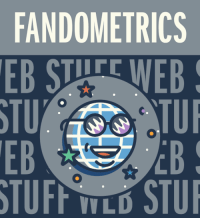 "Gif, Target, and Tumblr: FANDOMETRICS  STU  EB  TUFF TLO STU <h2>Web Stuff</h2><p><b>Week Ending June 25th, 2018</b></p><ol><li><a href=""http://www.tumblr.com/search/critical%20role"">Critical Role</a></li>  <li><a href=""http://www.tumblr.com/search/jacksepticeye"">Jacksepticeye</a></li>  <li><a href=""http://www.tumblr.com/search/rwby"">RWBY</a> <i>+1</i></li>  <li><a href=""http://www.tumblr.com/search/homestuck"">Homestuck</a> <i><i>−1</i></i></li>  <li><a href=""http://www.tumblr.com/search/daniel%20howell"">Daniel Howell</a></li>  <li><a href=""http://www.tumblr.com/search/amazingphil"">AmazingPhil</a> <i>+1</i></li>  <li><a href=""http://www.tumblr.com/search/camp%20camp"">Camp Camp</a> <i>+3</i></li>  <li><a href=""http://www.tumblr.com/search/markiplier"">Markiplier</a></li>  <li><a href=""http://www.tumblr.com/search/the%20adventure%20zone"">The Adventure Zone</a></li>  <li><a href=""http://www.tumblr.com/search/buzzfeed%20unsolved"">BuzzFeed Unsolved</a> <i><i>−4</i></i></li>  <li><a href=""http://www.tumblr.com/search/thomas%20sanders"">Thomas Sanders</a></li>  <li><a href=""http://www.tumblr.com/search/omgcheckplease"">Check, Please!</a></li>  <li><a href=""http://www.tumblr.com/search/mbmbam"">My Brother, My Brother and Me</a></li>  <li><a href=""http://www.tumblr.com/search/achievement%20hunter"">Achievement Hunter</a></li>  <li><a href=""http://www.tumblr.com/search/jenna%20marbles""><b>Jenna Marbles</b></a></li>  <li><a href=""http://www.tumblr.com/search/dolan%20twins"">The Dolan Twins</a> <i>+2</i></li>  <li><a href=""http://www.tumblr.com/search/hatsune%20miku"">Hatsune Miku</a> <i><i>−2</i></i></li>  <li><a href=""http://www.tumblr.com/search/julien%20solomita""><b>Julien Solomita</b></a></li>  <li><a href=""http://www.tumblr.com/search/game%20grumps"">Game Grumps</a> <i><i>−3</i></i></li>  <li><a href=""http://www.tumblr.com/search/eddsworld"">Eddsworld</a> <i><i>−1</i></i></li></ol><p><i>The number in italics indicates how many spots a name or title moved up or down from the previous week. The ones in bold weren't on the list last week.</i></p><figure class=""tmblr-full pinned-target"" data-orig-height=""281"" data-orig-width=""500"" data-tumblr-attribution=""brynnethedino:fRu52gPYOllVCOF0ZyqdEg:ZqKx4q2MVGDVx""><img src=""https://78.media.tumblr.com/1ff77f33c8b5a3747c798a85cad8b9fc/tumblr_or8j2gXIqT1sm6a7fo1_500.gif"" data-orig-height=""281"" data-orig-width=""500""/></figure>"