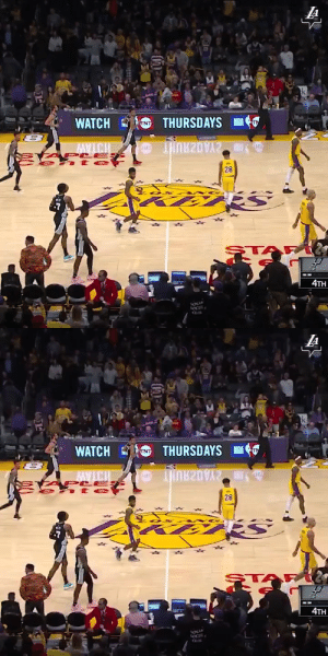 Fans chant KOBE in the final seconds of the Lakers 27-point victory over the Spurs #MambaForever  https://t.co/P0o4t3RCq6: Fans chant KOBE in the final seconds of the Lakers 27-point victory over the Spurs #MambaForever  https://t.co/P0o4t3RCq6
