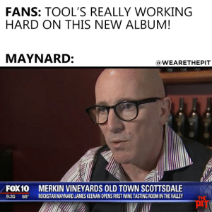 25+ Best Maynard James Keenan Memes | Keenan Memes, Its