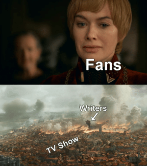 Tv Show, Show, and  Fans: Fans   Writers  TV Show