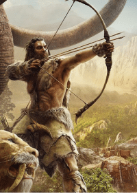 Ubisoft, Far Cry, and Cry:   Far Cry Primal  Ubisoft