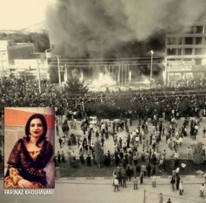 the-awesome-stuff:  Kurds are rioting in Iran because of a suïcide of a Kurdish girl after she tried to escape getting raped by an Iranian official (she jumped out of the 4th floor of a hotel). PLEASE help us spread this, the Kurds are getting tired of being incarcerated, rathe-awesome-stuff.tumblr.com source: http://feedproxy.google.com/~r/ImgurGallery/~3/JYq6so4HRcM/7uNrXT8: FARINAZ KHOSRAVANI the-awesome-stuff:  Kurds are rioting in Iran because of a suïcide of a Kurdish girl after she tried to escape getting raped by an Iranian official (she jumped out of the 4th floor of a hotel). PLEASE help us spread this, the Kurds are getting tired of being incarcerated, rathe-awesome-stuff.tumblr.com source: http://feedproxy.google.com/~r/ImgurGallery/~3/JYq6so4HRcM/7uNrXT8