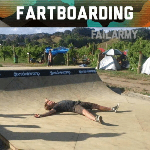 Skateboard fails, but we added fart sounds because farts are always funny!: FARTBOARDING Skateboard fails, but we added fart sounds because farts are always funny!