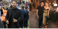 Fashion by Diego Simeone.  - As a coach: Suit.  - On a date: Track pants and a tee. https://t.co/aRG7Mb2wUA: Fashion by Diego Simeone.  - As a coach: Suit.  - On a date: Track pants and a tee. https://t.co/aRG7Mb2wUA