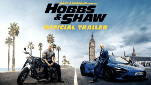 Fast & Furious Presents: Hobbs & Shaw trailer has arrived!!!: FAST& FURIOUS PRESENTS  HoBBs  &SHAw  OFF  ICIAL TRAILER  LF68LV Fast & Furious Presents: Hobbs & Shaw trailer has arrived!!!