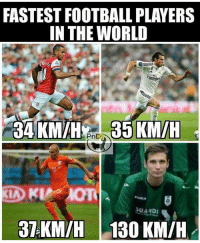 MARTIN GARRIX! SI VOLAAAAA! @sessodrogaepastoriziaofficial: FASTEST FOOTBALL PLAYERS  IN THE WORLD  PnD  SUARDI  3TKMIH 130 KM/H MARTIN GARRIX! SI VOLAAAAA! @sessodrogaepastoriziaofficial