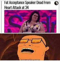 hate fat
