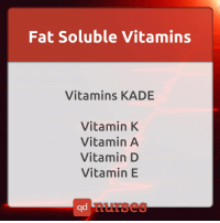 School, Http, and Vitamin D: Fat Soluble Vitamins  Vitamins KADE  Vitamin K  Vitamin A  Vitamin D  Vitamin E  qd  nurses What ways have you come up with to remember the fat soluble vitamins? --- Visit http://qdnurses.com/qdmemes for your daily dose of nursing education! --- #nclex #nursing #nclextips #nclex_tips #nurse #nursingschool #nursing_school #nursingstudent #nursing