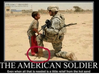 Friends, Memes, and American: FB.COM/1BOYUSO  THE AMERICAN SOLDIER  Even when all that is needed is a little relief from the hot sand Agree? Comment your thought below - - ❎ DOUBLE TAP pic 🚹 TAG your friends 🆘 DM your Pics-Vids 📡 Check My IG Stories 💥Check the link in Bio 👉@veterancollection 🔥Follow us @veterancollection - - 🇺🇸🇺🇸🇺🇸🇺🇸🇺🇸🇺🇸🇺🇸🇺🇸 (Repost @veteranownedworld ) - - usarmy armylife usnavyseal navylife militarylife militarylove usmilitaryacademy navylife usmilitary usarmyveteran veterans supportthetroops supportourveterans usnavy USMC USCG usmarines armedforces semperfi usairforcepride usairforce hooah Oorah armystrong infantry activeduty supportourtroops usarmedforces