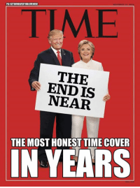 Brace yourselves.. a shit storm is coming!   Time to Get involved, you live here: FB/GETINVOLVEDYOUuVEHERE  THE  ENDIS  NEAR  THE MOST HONEST TIME COVER  IN YEARS Brace yourselves.. a shit storm is coming!   Time to Get involved, you live here