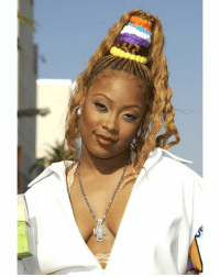 FBF picture of DaBrat in 2003 at the 3rd Annual SoulTrainAwards in LosAngeles. And she's still just as beautiful!: FBF picture of DaBrat in 2003 at the 3rd Annual SoulTrainAwards in LosAngeles. And she's still just as beautiful!