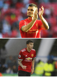 Who is the worse defender?  RT for Lovren Like for Lindelöf https://t.co/WzNblTZ2VP: FC  Standard  Charter Who is the worse defender?  RT for Lovren Like for Lindelöf https://t.co/WzNblTZ2VP