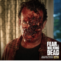 Diseased. Fear the Walking Dead.: FEAR HE  THE  DEAD  NEW SERIES PREMIERE  aMC  SUNDAY AUG 23 9/BC Diseased. Fear the Walking Dead.