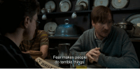 Harry Potter, Memes, and Phoenix: Fear makes peoplee  do terrible things.  DAILX Harry Potter and the Order of the Phoenix https://t.co/6kkT5WZmom