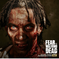 """""""They don't know if it's a virus or a microbe…""""   Follow Fear the Walking Dead before the apocalypse starts this Sunday at 9