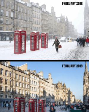 Memes, Britain, and 🤖: FEBRUARY 2018  FEBRUARY 2019 Britain for you!