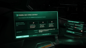 Choose One, Gateway, and Navy: FEDERAL NAVY STRIKE CONTRACT  You are required to deal with $####Aitkillcount:style:name-keyword;  MONTROSE GATEWAY  REWARD CHOICES  (You can only choose  one.)  REPUTATION INFLUENCE++  10,000 CR  DISTANCE  182Ls  10,000 CR  REPUTATION+  .122,258 CR  REPUTATION+  INFLUENCE+  > 1.00Mm  SPEED 11ווווווווווווווווו!  . INFLUENCE+  ALIGNMENT  MONTROSE GATEWAY (OUTPOST) (ARRIVAL POINT  STARPORT  ESTIMATED): 314,082.81LS)  SHIPPING LANE  DESTINATION  SYSTEM LHS 1604  OPEN GALAXY MAP  ABANDON  BACK Found a technope in Elite: Dangerous