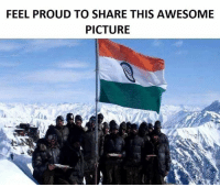 Awesomeness Pictures: FEEL PROUD TO SHARE THIS AWESOME  PICTURE